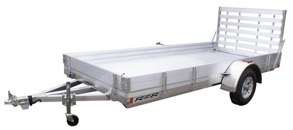 RZR Aluminium Deck