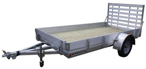 RZR Wood Deck