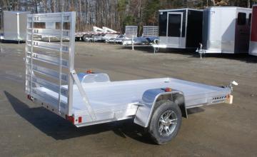 Utility Aluminum Deck 7
