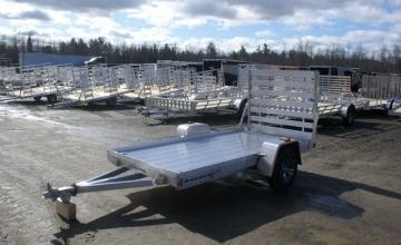 Utility Aluminum Deck 4