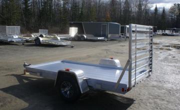 Utility Aluminum Deck 5
