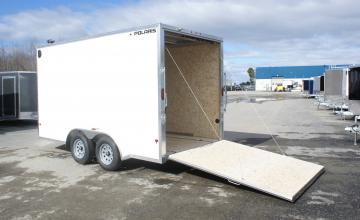 Enclosed Cargo 9