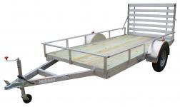 Side by Side / Wood Deck