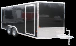Enclosed Cargo 8 Wide