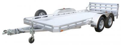 Side by Side / Aluminium Deck