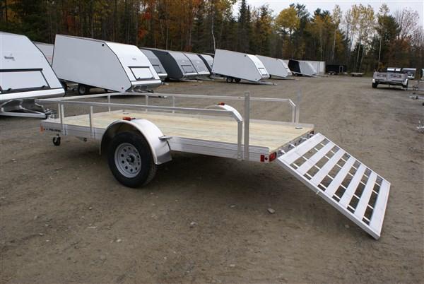 Utility Wood Deck 2
